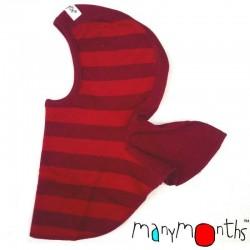 Cagoule Manymonths coton bio