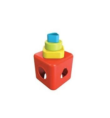 Biosérie Cube interactif