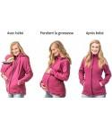Softshell carry jacket Mamalila