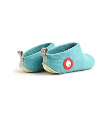 Baabuk Chausons en laine pour enfant