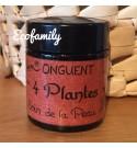 Onguent Cicatrisant 4 plantes 100% nauturel
