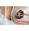 Coquillage Bébé nacre pour l'allaitement