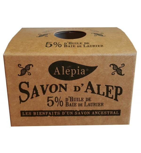 Savon d'Alep écologique tous types de peaux