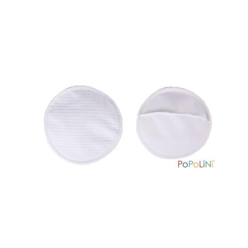 3 pairs of cotton nursing pads
