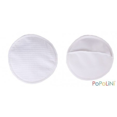 3 pairs of cotton nursing pads Stay-dry