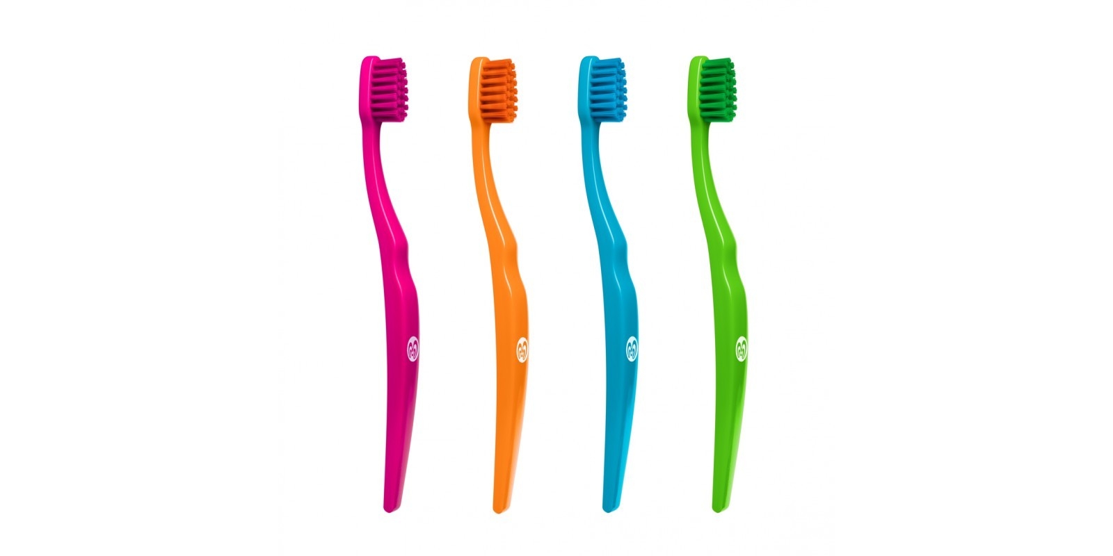 Toothbrush for kids Biobrush - EcoFamily