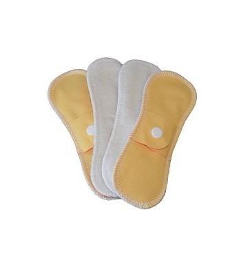Waschbar Baumwolle Panty Protektor