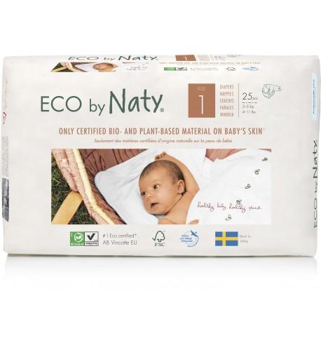 NATY 1 Nappies New Born 2-5kg
