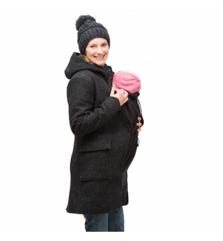 Mamalila Manteau de portage en laine