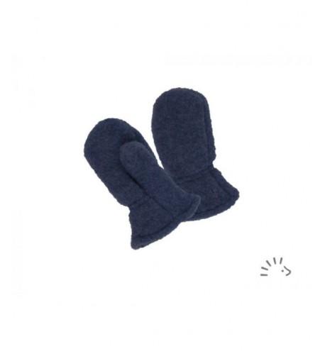 Moufles gants en laine feutrée Iobio