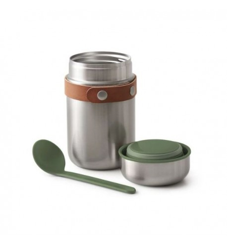 BLACK + BLUM Insulated lunchbox with spoon