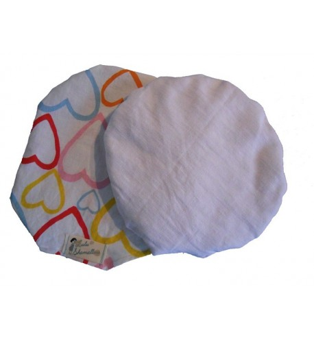 Flat head baby's pillow