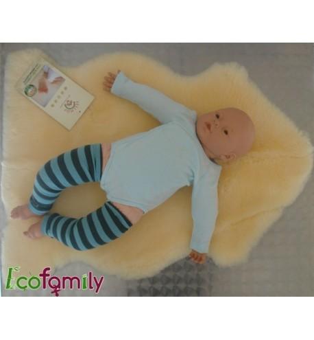 Baby sheep skin